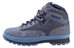 Timberland Euro Hiker hikingschoenen Heren Mid Fabric and Leather blauw